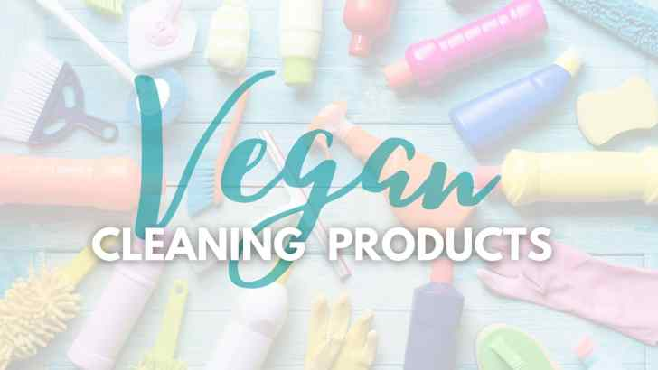 Guide to Cruelty-Free & Vegan Cleaning Products for A Conscious Home