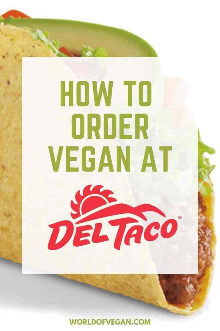 What's Vegan at Del Taco