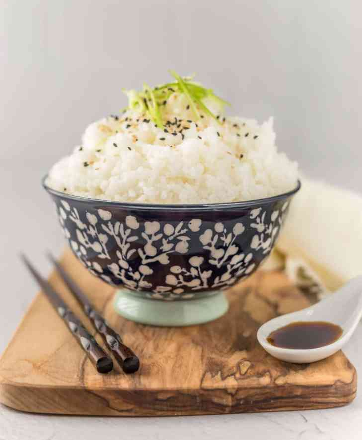 Restaurant Style Chinese Steamed Sticky Rice