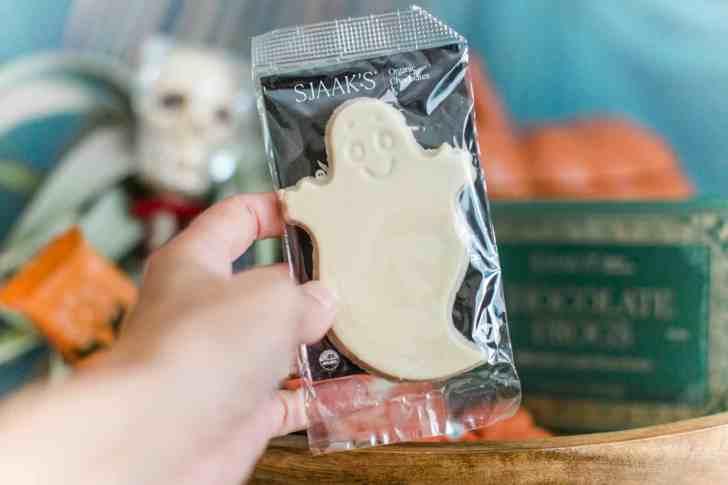 Sjaaks Vegan Halloween Vegan White Chocolate Ghost