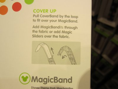 MagicBand Cover Up Box