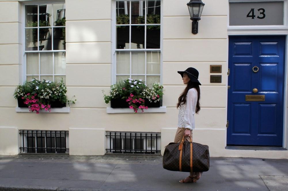 London Louis Vuitton