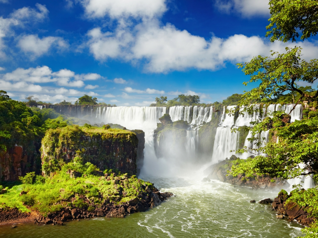 Iguassu Falls Argentina and Brazil | WORLD OF WANDERLUST