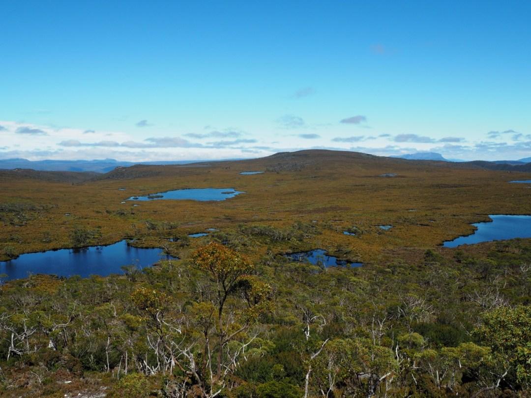 Overland Tasmania