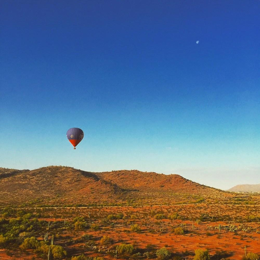 Arizona Hot Air Balloon
