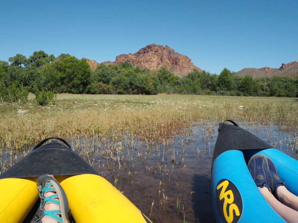 salt river kayak