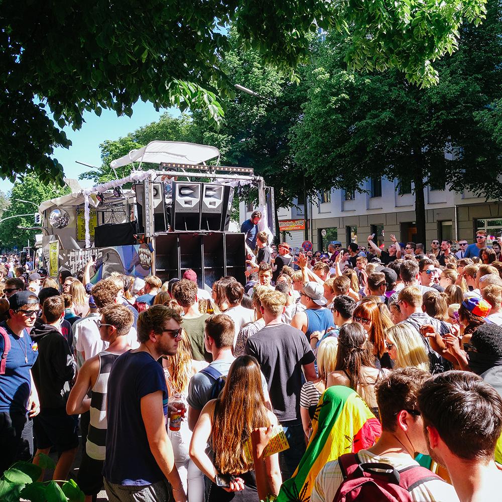 Berlin street festival