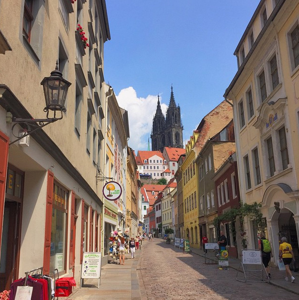The Cutest German Towns to Visit, Meissen