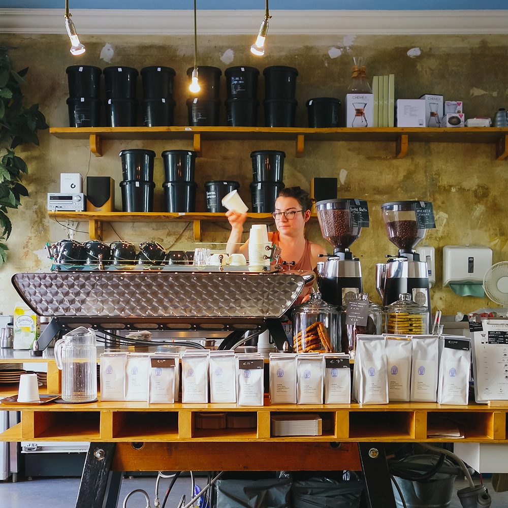 Berlin Coffee Guide, Bonanza Coffee Roasters
