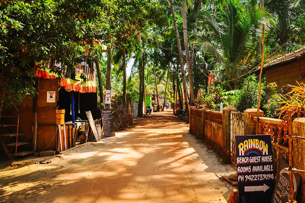 Goa, Agonda