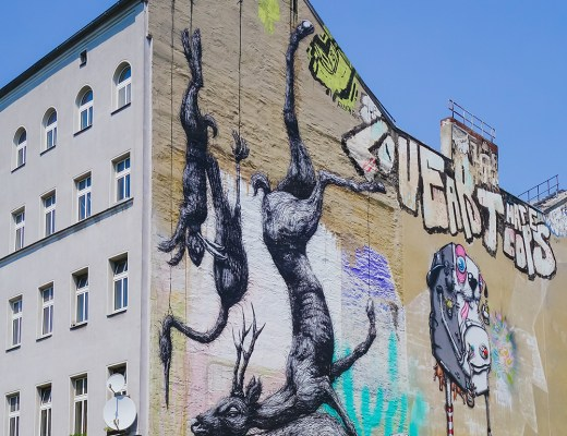 Top Free Things to do in Berlin: Street Art