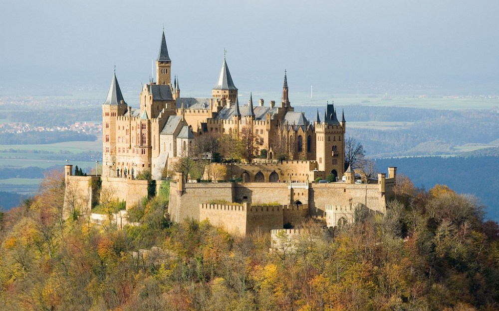 Fairy Tale Castles in Germany, Hohenzollern