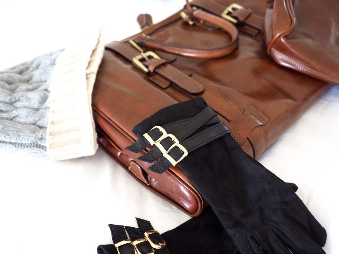 Weekender Bag: Maxwell Scott