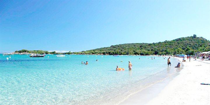 Corsica Pinarellu Beach