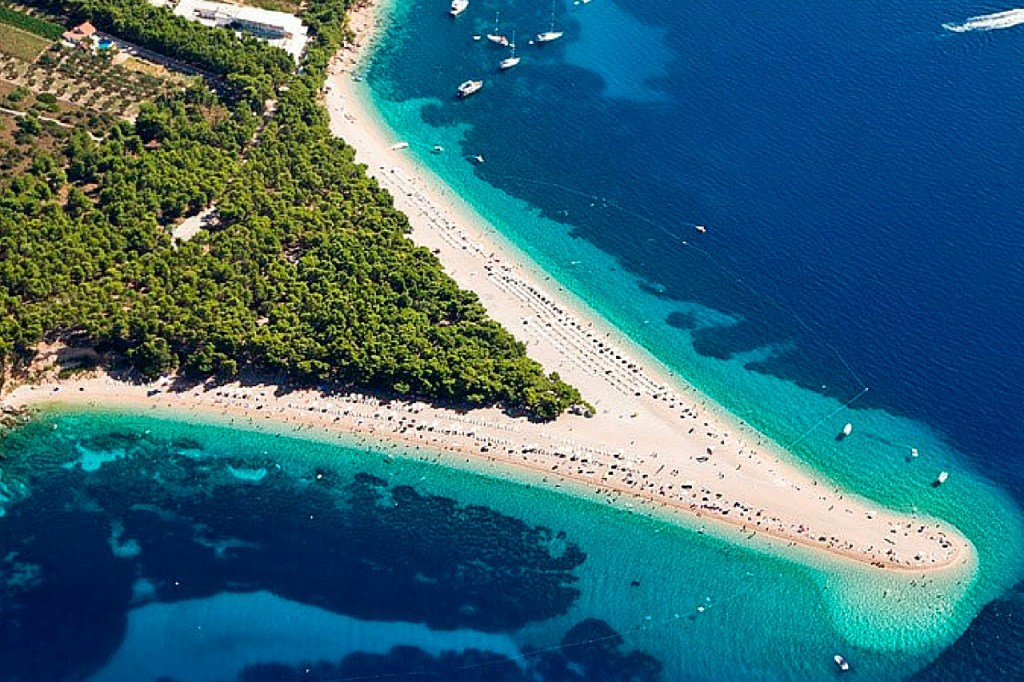 Zlatni Rat Beach Croatia