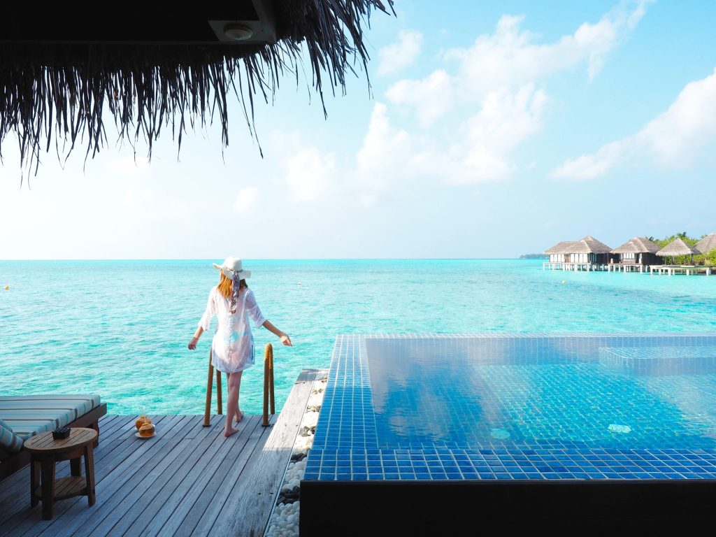 Taj Exotica | Honeymoon hotel in the Maldives