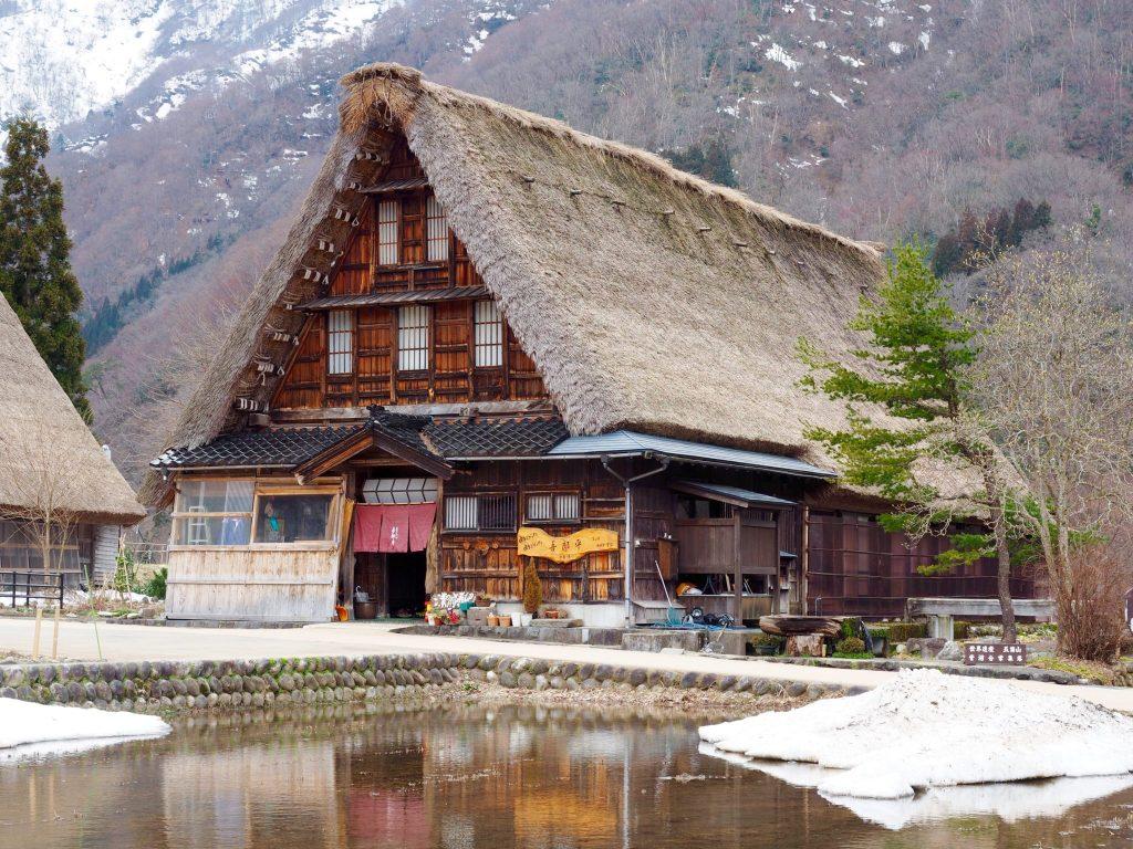 Shirakawago Japan