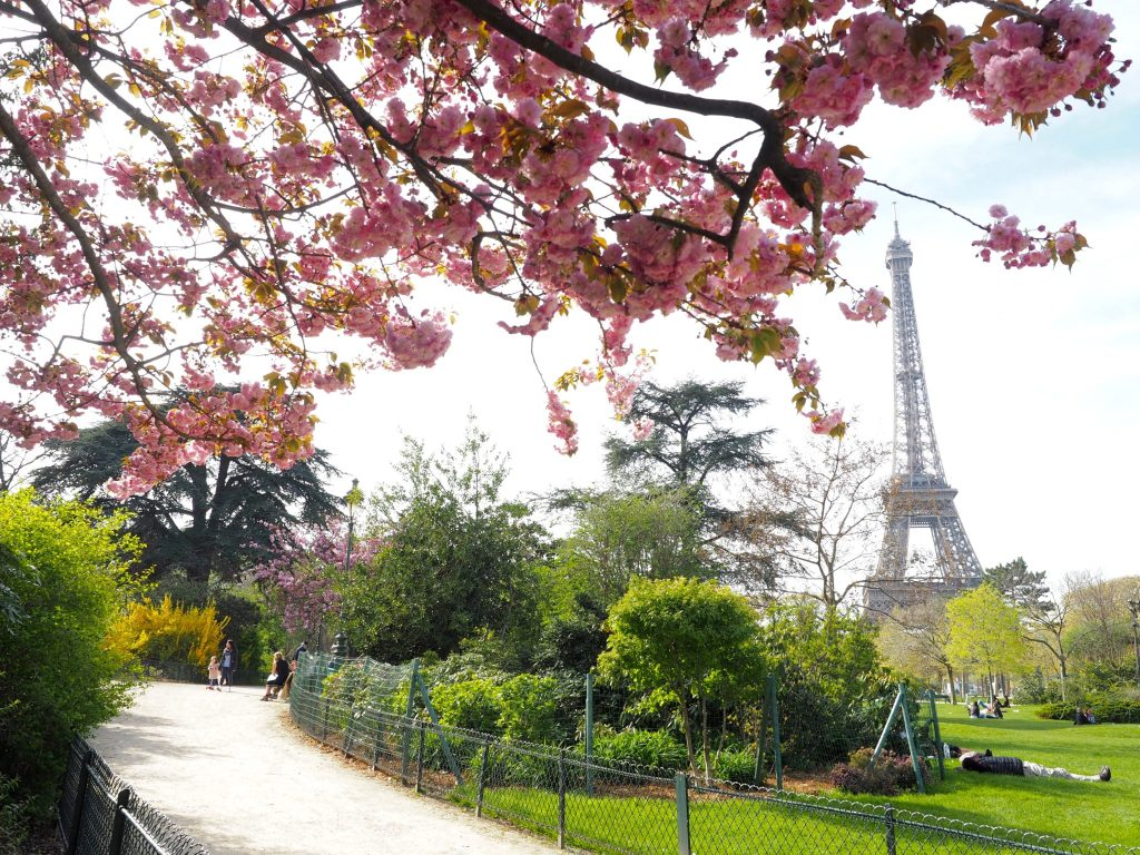 Paris in Spring | World of Wanderlust