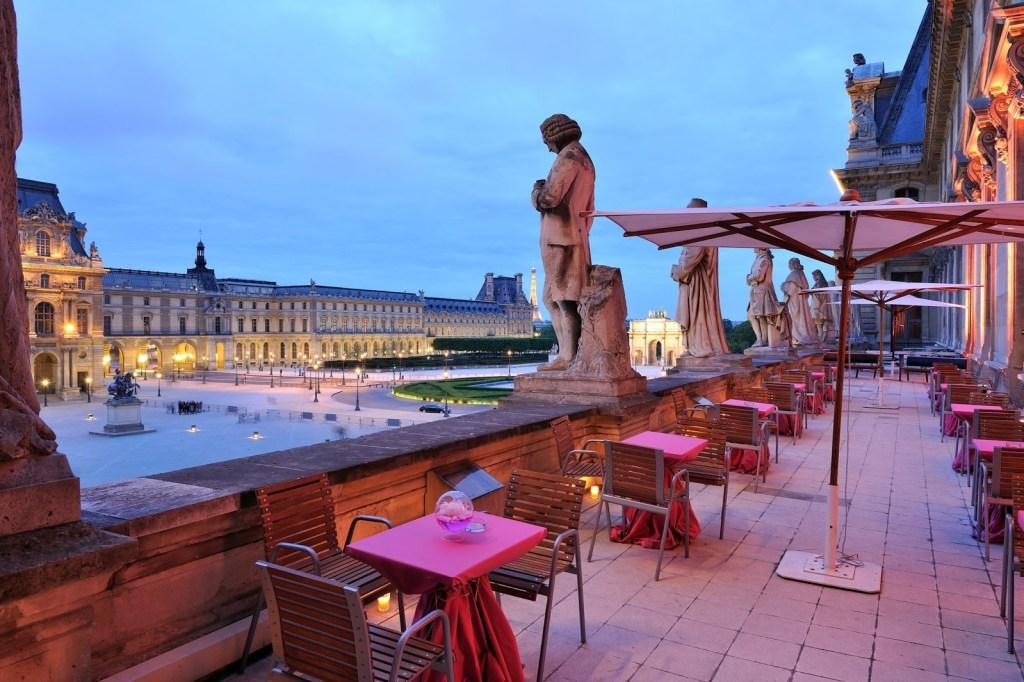 cafe-richelieu-louvre | Best views in Paris