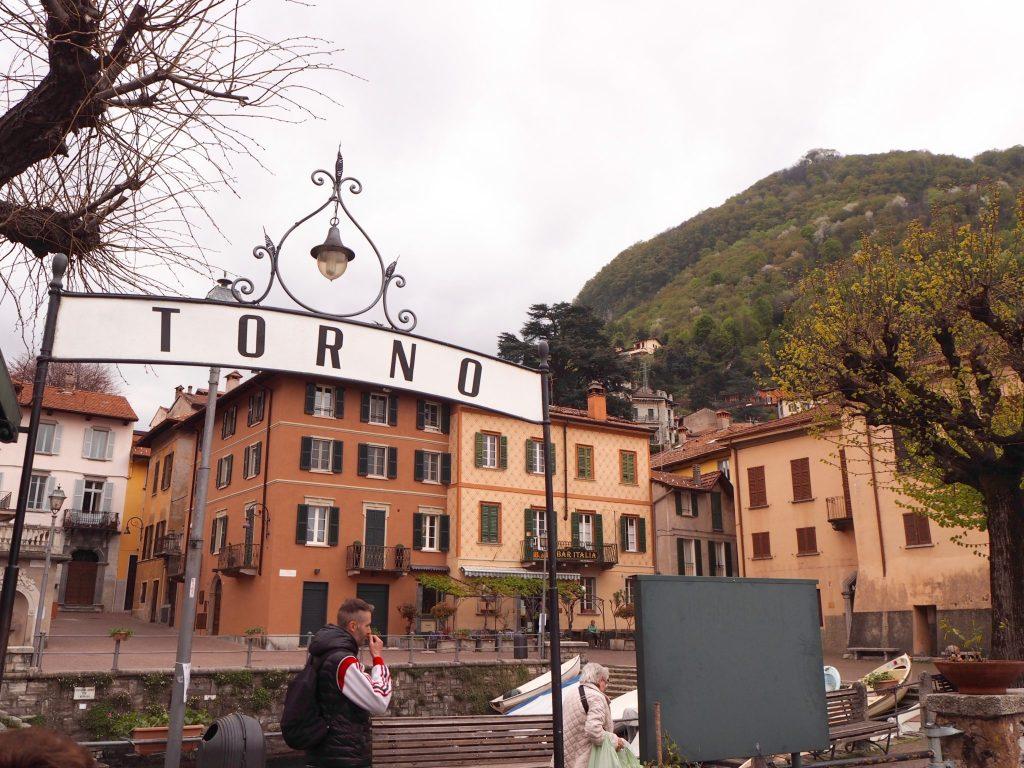 Torno Italy | Lake Como