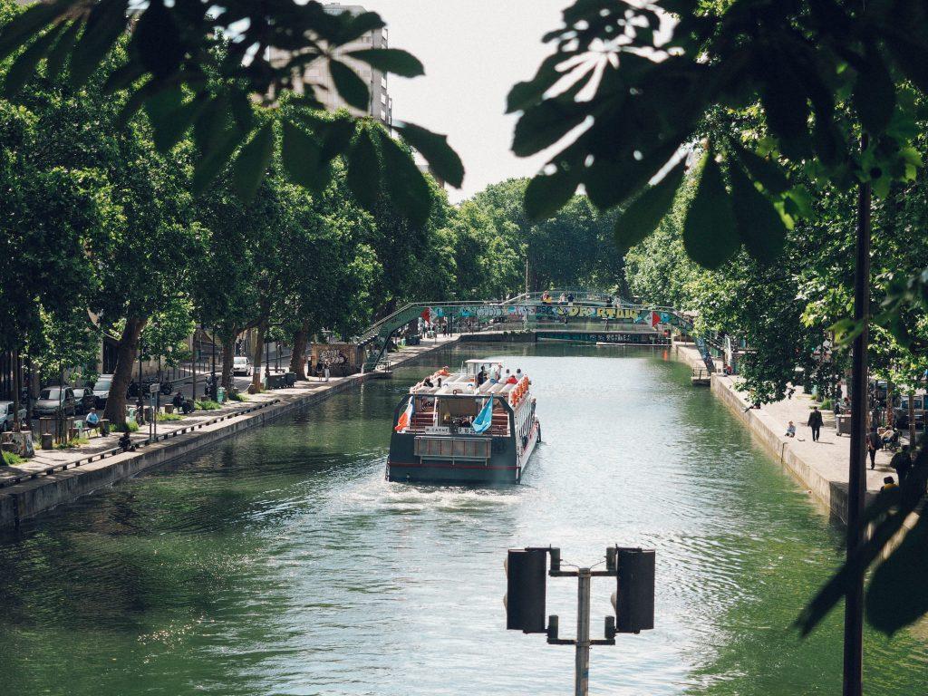 Canal Saint Martin | World of Wanderlust