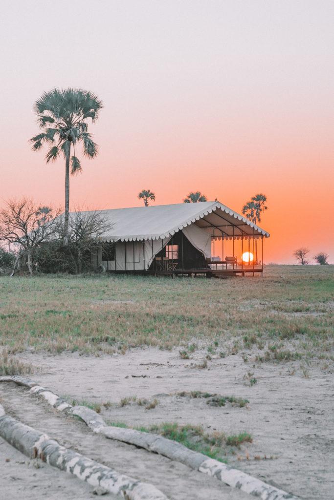 San Camp Botswana | WORLD OF WANDERLUST