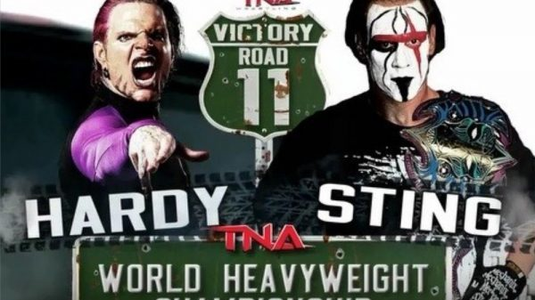 TNA Victory Road 2011 Review