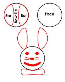 Easterbunnycake