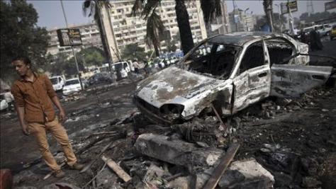 Egyptian violence 2