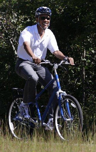 A Obama-bike