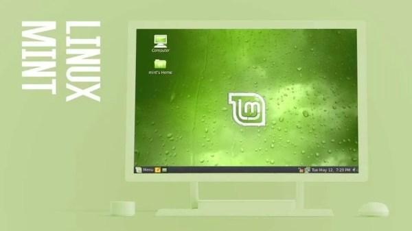 Linux Mint Gloria