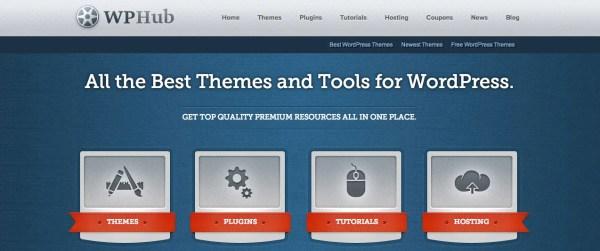 WordPress Hub