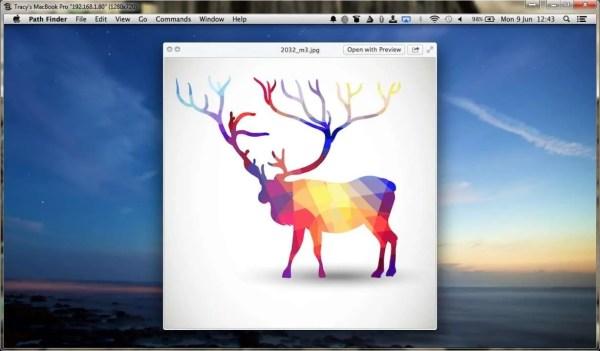 X-Mirage -Extend Desktop