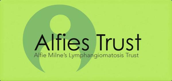 Alfie's Trust - Supporters Badge