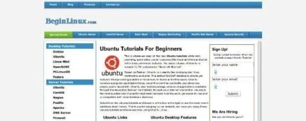 Begin Linux