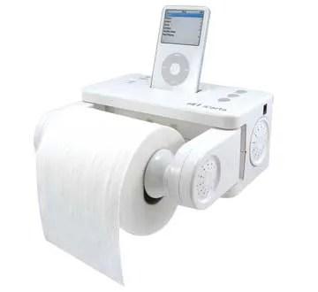 iCarta Toilet Paper Holder
