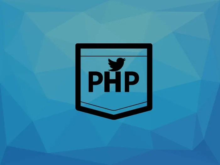 PHP Twitter