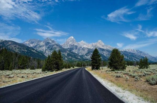 Travel - Long Road