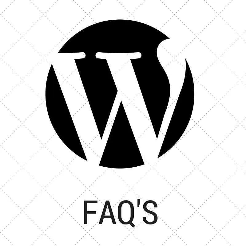 WordPress Faqs