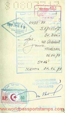 emigration in Algeria
