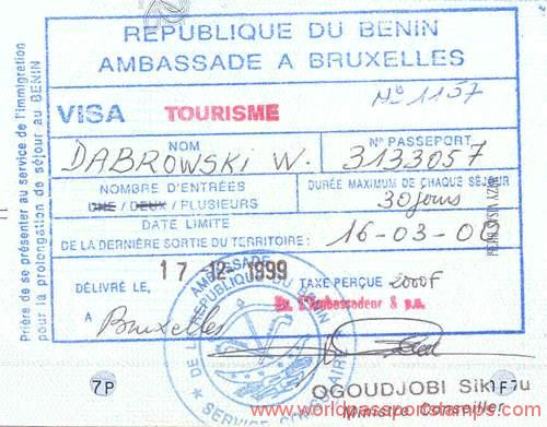 interesting facts about Benin