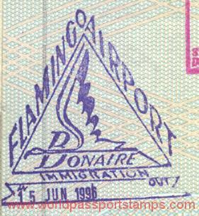 travels to Bonaire