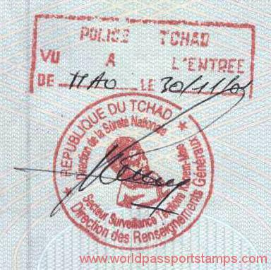 emigration in Chad