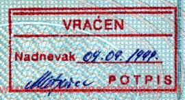 visa to Croatia