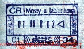 documents for visa to Czech Republic