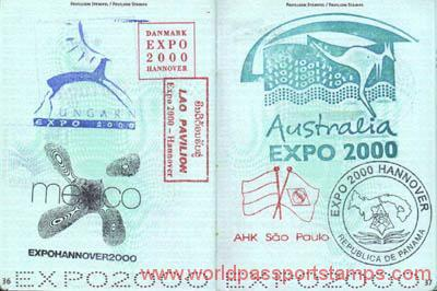 expeditions to Germany