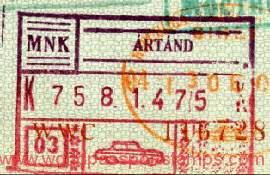 visa to Hungary