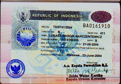 travels to Indonezia