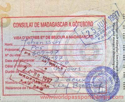 interesting acts about Madagascar