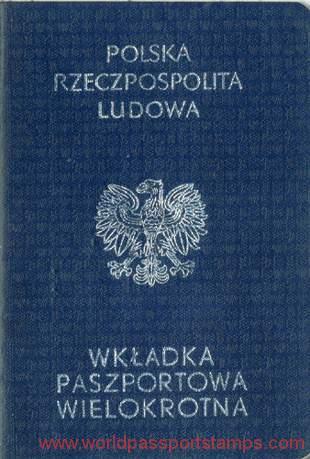 polish passport documents